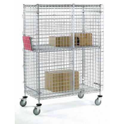 Quick Wire, Preconfigured Unit, Standard Security Enclosed, Mobile